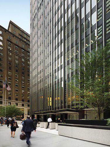 270 Park Avenue New York Renovate By Berkowitz